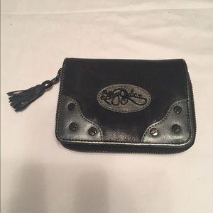 Beautiful betsey Johnson wallet